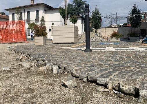 busto piazza vittorio emanuele lavori