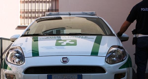castanoprimo polizialocale controlli sicurezza