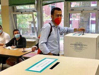 legnano ballottaggio lettera radice