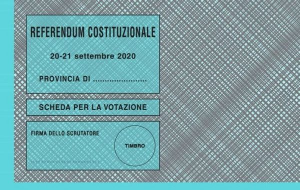 elezioni covid voto referendum