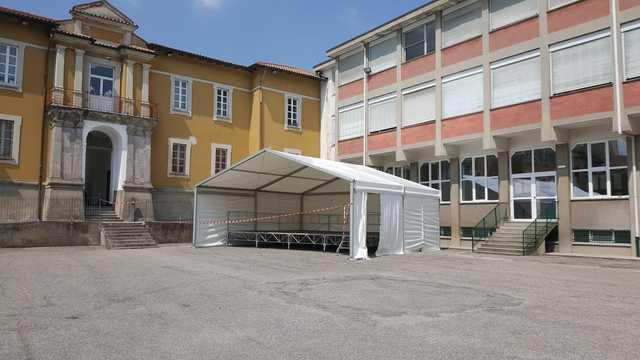 albizzate inaugura sala comunale