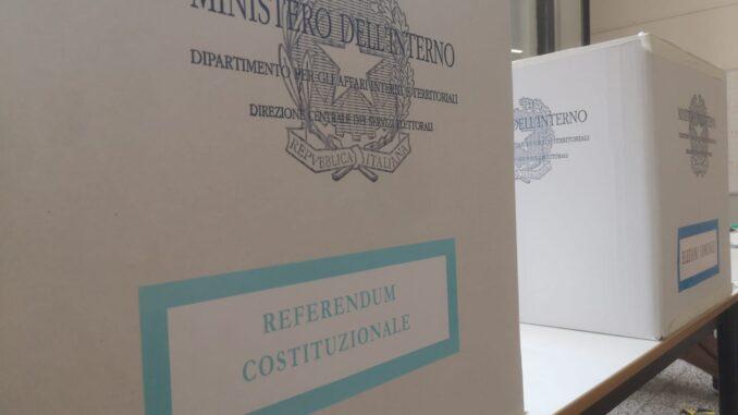 voto referendum regionali