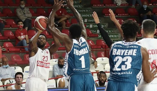 Varese Basket Supercoppa Cantù