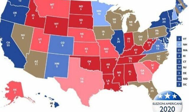elezioni americane 2020