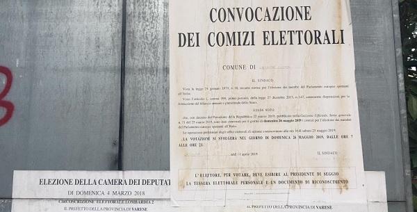legnano elezioni covid seggi