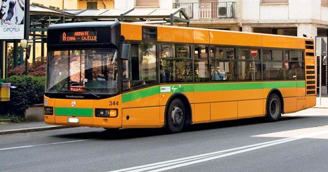 gallarate bus trasporto scolastico