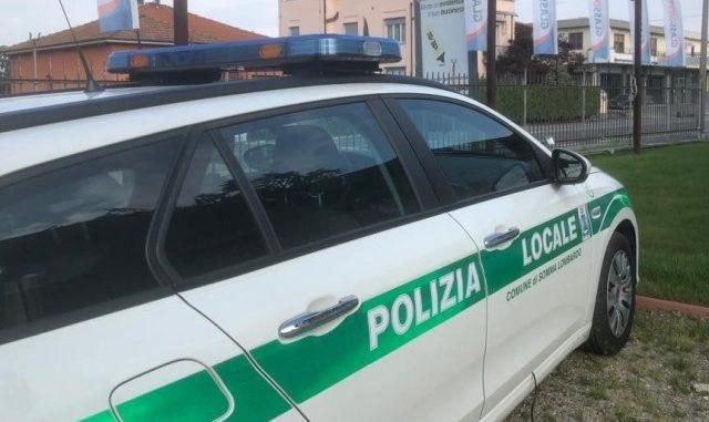 polizia locale somma lombardo