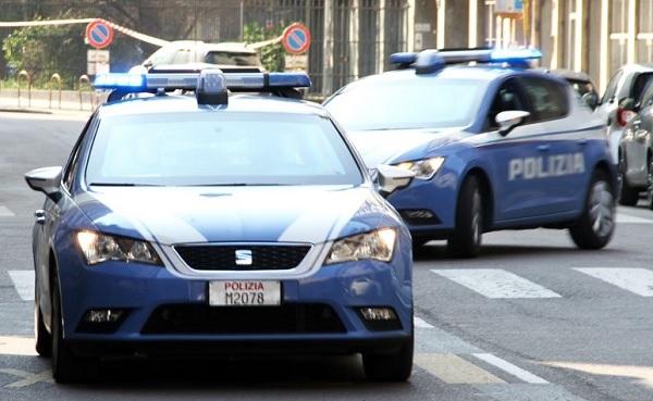 legnano polizia rapina arresto