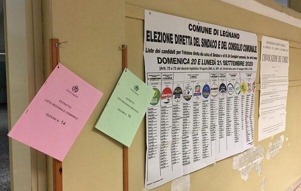 legnano telefono cabina elettorale