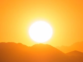 sole estate trenta gradi