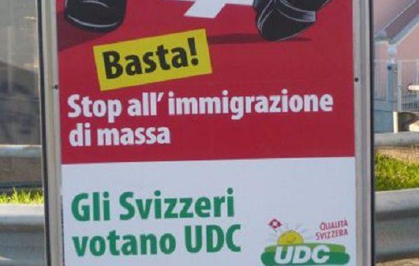 svizzera udc astuti immigrazione