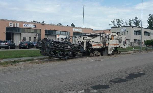 sanvittoreolona lavori strade cantieri