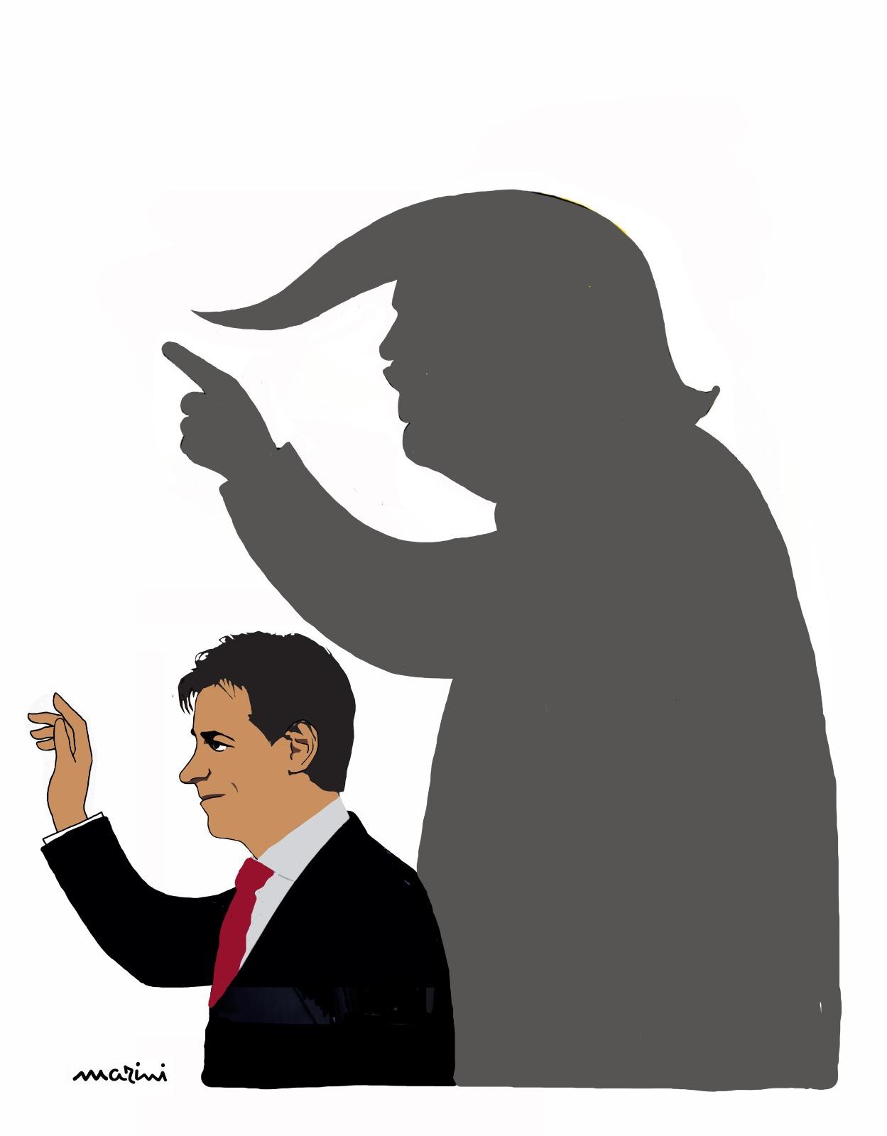 valerio marini elezioni americane