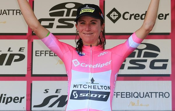 ciclismo giro rosa regina