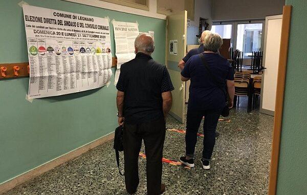 legnano ballottaggio radice brumana verdi forzaitalia
