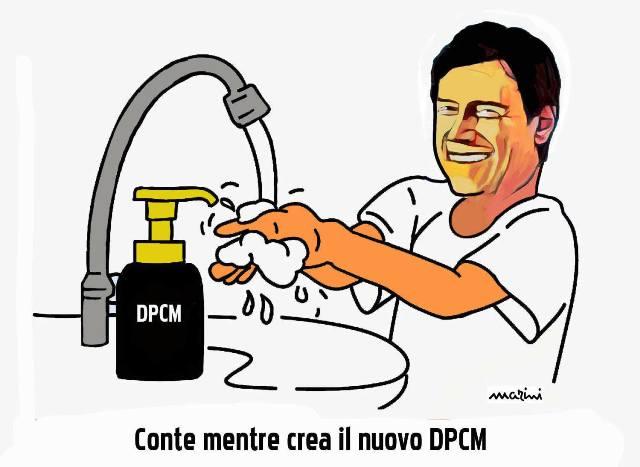 conte dpcm covid