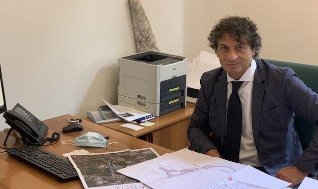 Busto Giorgio Mariani svincolo autolaghi