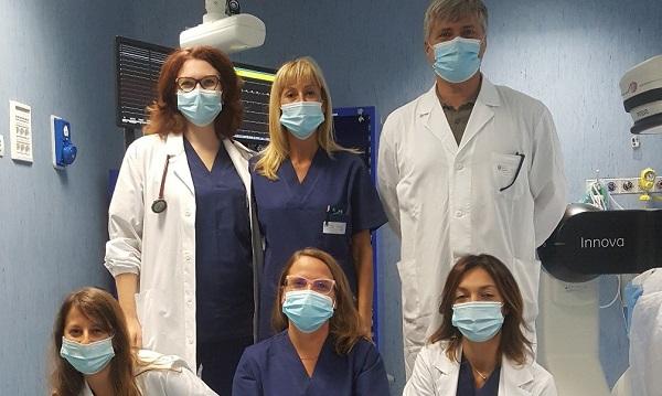 gallarate ospedale studio american college