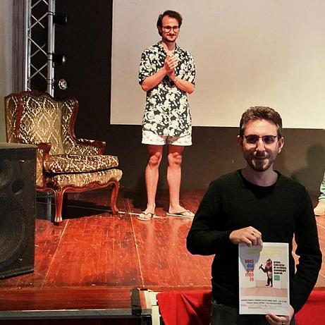 canegrate teatro monologo concorso colombo falleri