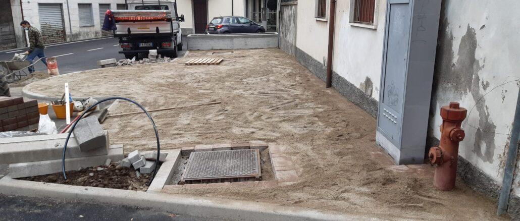 vergiate lavori manutenzione strade