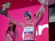 ciclismo almeida maglia rosa