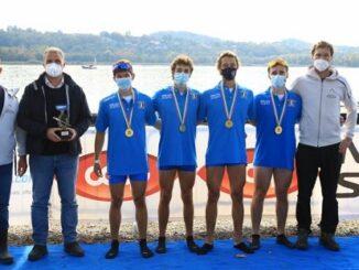 Canottaggio Varese Campionati Italiani