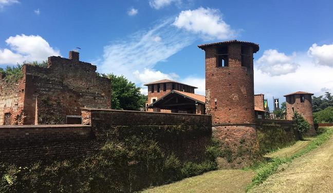 legnano ciceroni visite castello