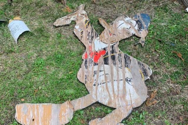 cittiglio vandali parco anzani