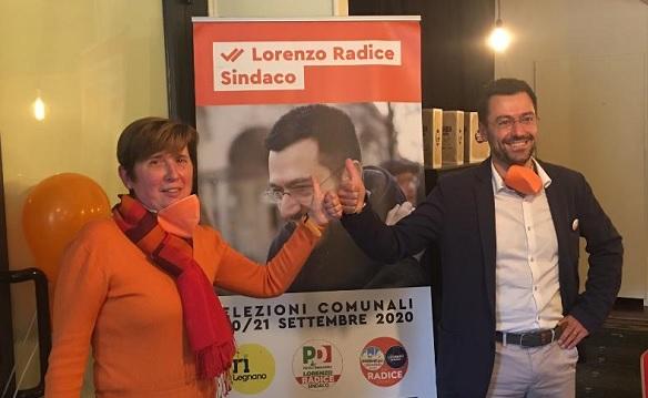 legnano ballottaggio radice centrosinistra