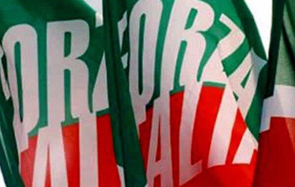 centrodestra forza italia provincia