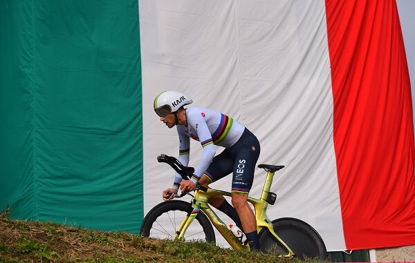 ciclismo ganna giro italia