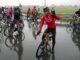 ciclismo giro lettera corridori