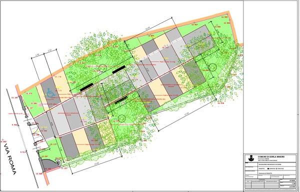 gorla minore progetto parcheggio nassiriya