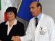 Carla Mari nella foto dalla pagina Facebook Amici ospedale San Gerardo Monza