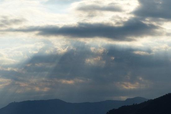 nubi schiarite tempo variabile