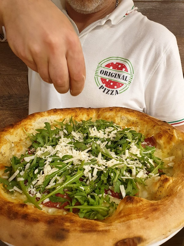 olgiate olona original pizza