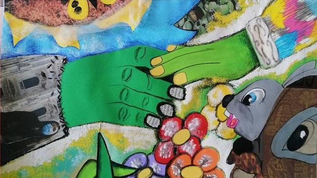 castanese mostra fiaba scuole lule