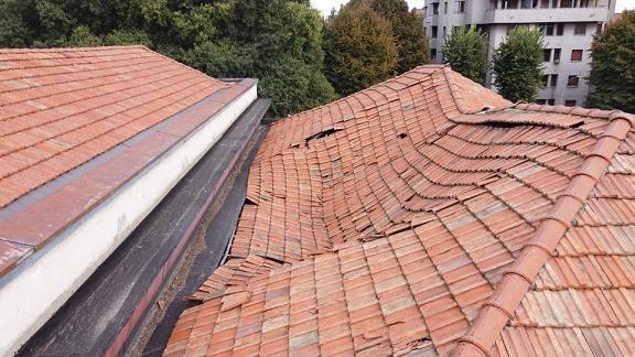 legnano tetto casa balilla