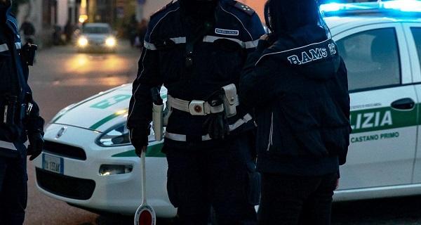 castanoprimo polizialocale ladri biciclette