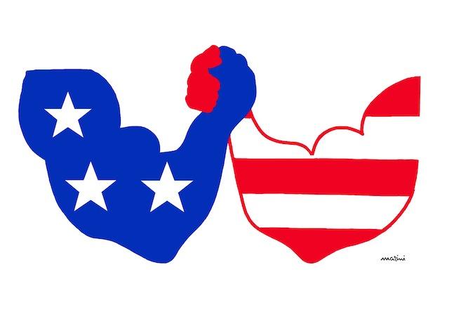 marini elezioni americane