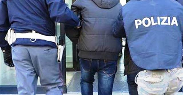 busto arsizio spacciatore arresto polizia di stato