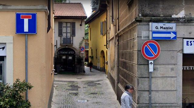 gallarate vicoli centro storico