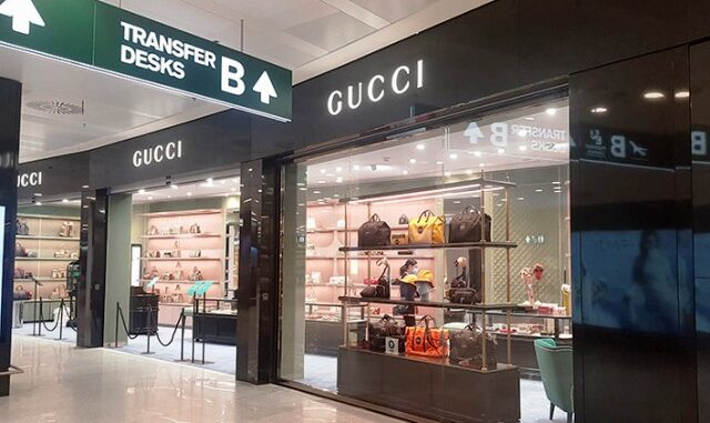 malpensa gucci shopping