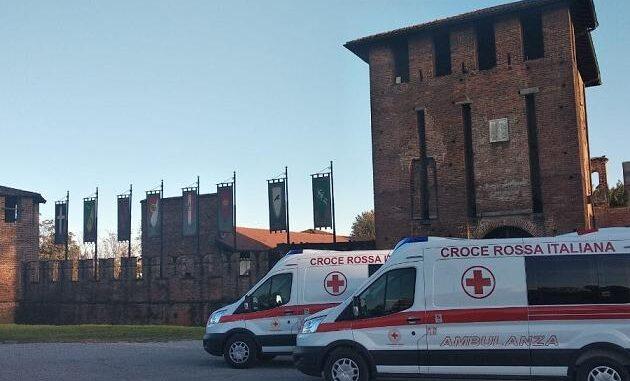 rescaldina croce rossa legnano assistenza