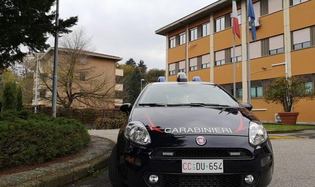 malnate arresto albanese espulso