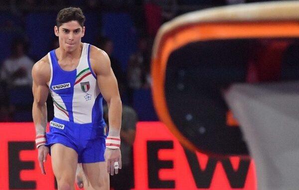 Olimpiadi Tokyo ginnastica Ludovico Edalli