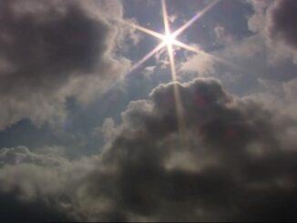 cielo coperto clima miglioramento