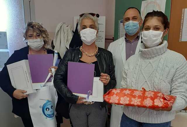 busto ospedale donazioni aima