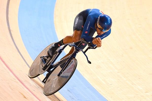 ciclismo europei pista argenti
