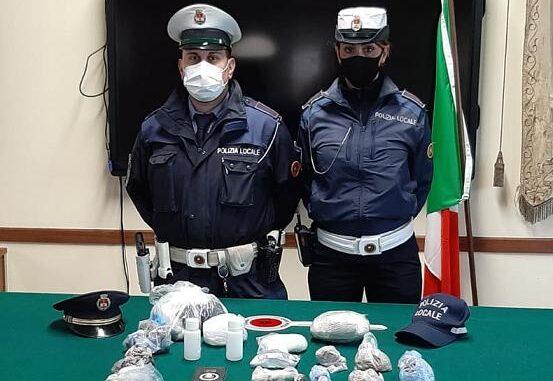 legnano spaccio droga polizialocale